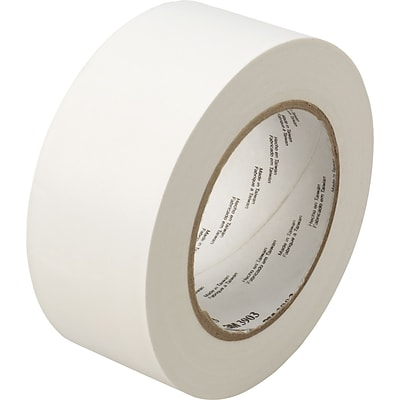 3M™ 2 x 50 yds. Vinyl Duct Tape 3903, White, 3/Pack