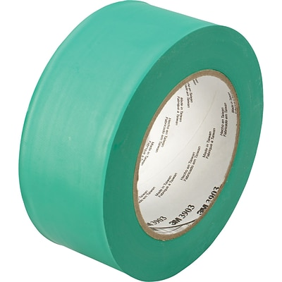 3M™ 2 x 50 yds. Vinyl Duct Tape 3903, Green,  3/Pack