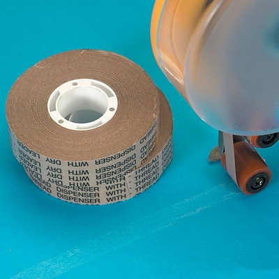 3M™ Scotch® ATG 1/2 x 36 yds. Repositionable Adhesive Transfer Tape 928; White, 72 Rolls
