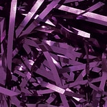 PreciousMetal™ 10 lbs. Metallic Shreds, Purple, 10 Lbs/Case
