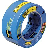 3M™ ScotchBlue™ 1 x 60 yds. Masking Tape 2090, Blue,  12 Rolls