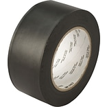 3M™ 2 x 50 yds. Vinyl Duct Tape 3903, Black, 24/Case