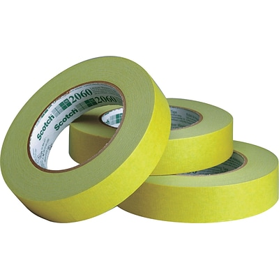 3M™ Scotch® 2 x 60 yds. Masking Tape, Green 2060, 24 Rolls