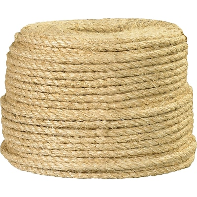 BOX Partners  865 lbs. Sisal Rope, 500