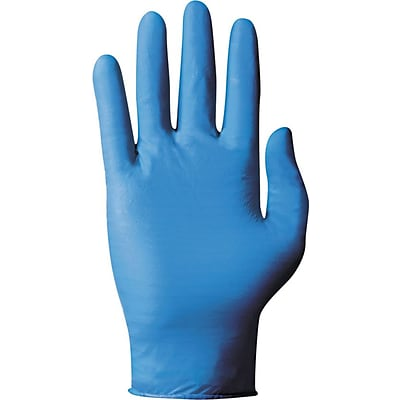 Ansell TNT® 92-575 Nitrile Lightly Powdered Disposable Gloves; Large, 100/Box