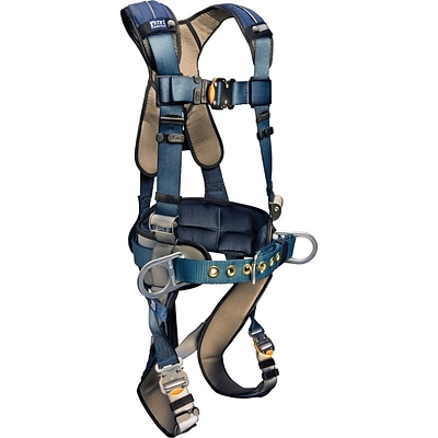 DBI/Sala® ExoFit™ XP Polyester Construction Harness, Large