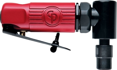 Chicago Pneumatic 875 Angle Die Grinder, 0.3 hp, 22500 RPM