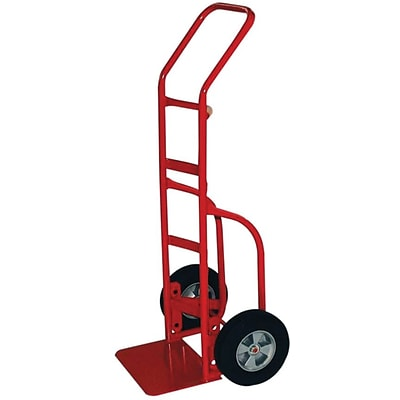 milwaukee hand trucks 33007 steel flow back heavy duty hand truck 48h - Heavy Duty Hand Truck