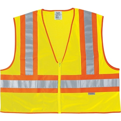 River City Luminator™ WCCL2L Class II Safety Vest; Large