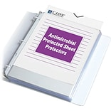 Antimicrobial Heavy-Weight Sheet Protectors
