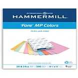 IP Hammermill® Fore® MP 30PC 11 x 17 20 lbs. Colored Copy Paper, Salmon Pink, 500/Ream