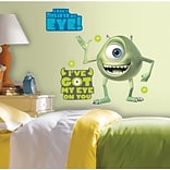 RoomMates® Monsters inc. Mike Peel and Stick Giant Wall Decal