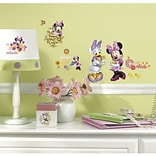 RoomMates® Minnie Mouse Barnyard Cuties Peel and Stick Wall Decal