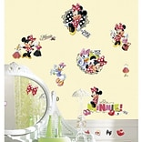 RoomMates® Minnie Loves to Shop Peel and Stick Wall Decal