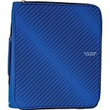 Five Star® 2 Zipper Binder + Multi-Access File, Blue