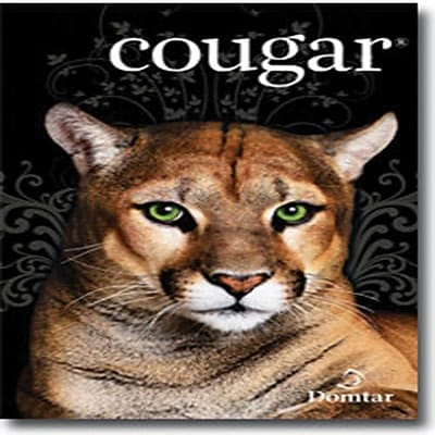 Domtar Cougar® 11 x 17 60 lbs. Digital Smooth Laser Paper, White, 2500/Case