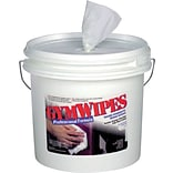 Gym Wipes® Professional Fitness Wipe, 700 Sheet Self Dispensing Bucket, 2 per case