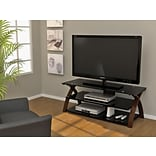 Z-Line Designs Willow 58 TV Stand, Espresso