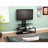 Z-Line Designs Aviton TV Stand, Black