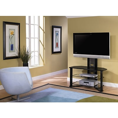 Z-Line Designs Madrid TV Stand, Black
