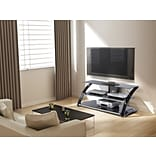 Z-Line Designs Vitoria 55 TV Stand, Black