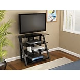 Z-Line Designs Cruise Highboy TV Stand, Black