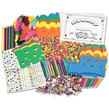 Chenille Kraft 100th Day Of School Activity Box - 100 Piece(s) - Assorted