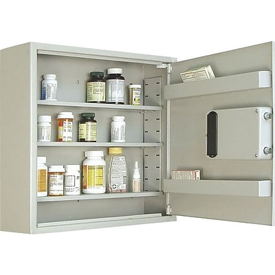 Buddy Products® Digital Lok Narcotics Cabinet