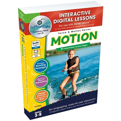 Interactive Whiteboard Resources, Motion