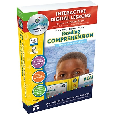 Interactive Whiteboard Resources, Reading Comprehension