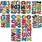 Poppin Patterns Multi-Designs 2 Letter Stickers
