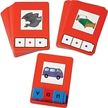 Didax CVC Word Building Cards, Set of 24