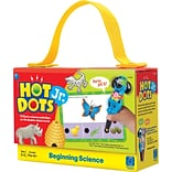 Hot Dots Jr. Card Sets, Beginning Science, 36 cards