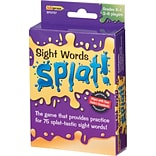 Sight Words Splat, Grades K-1