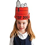 Peanuts® Snoopy Top Dog Wearable Cut Out Hats