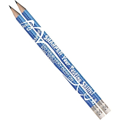 Sharpen Your Testing Skills Pencil, #2, 144/Box