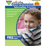 Everyday Comprehension, Grade 1, 1 book with CD-ROM