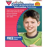 Everyday Comprehension, Grade 4, 1 book with CD-ROM