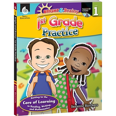 Grade Level Practice, Book & CD, Grade 1
