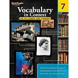 Houghton Mifflin® Harcourt Vocabulary in Context Book For the Common Core Standards, Grades 7th