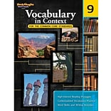 Vocabulary in Context for the Common Core™ Standards Grade 9