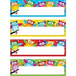 Owl-Stars!™ Desk Toppers® Name Plates Variety Pack