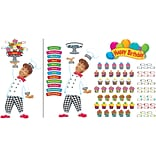 Happy Birthday Bake Shop Bulletin Board Set