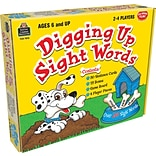 Teacher Created Resources Digging Up Sight Words Board Game (TCR7812)