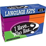 I Have...Who Has...? Language Arts, Grades 4-5