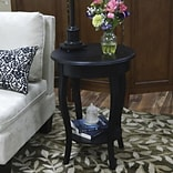 Carolina Cottage 25 x 18 x 18 Wood Radnor Side Tables