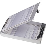 Officemate Aluminum Storage for Forms Holder, Letter/A4, Silver, 8 1/2 x 12