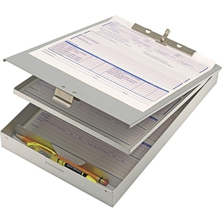 OIC® Double Storage 8-1/2x12 Form Holder
