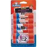 Elmers School Glue Sticks, Purple 8 PK 21 oz.