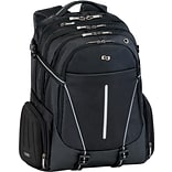 Solo Active 17.3 Backpack; Black/Grey